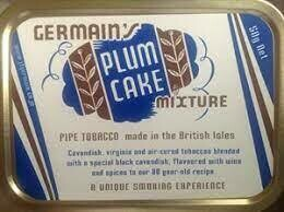 Germain's Plum Cake