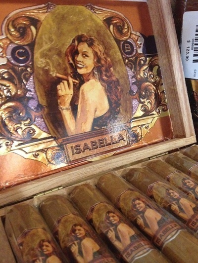 Isabella Cameroon Torpedo (Box of 25)
