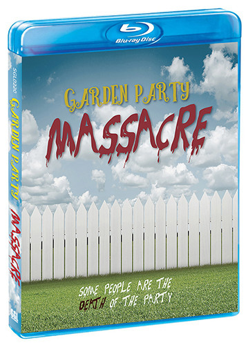 Garden Party Massacre [Blu-ray]