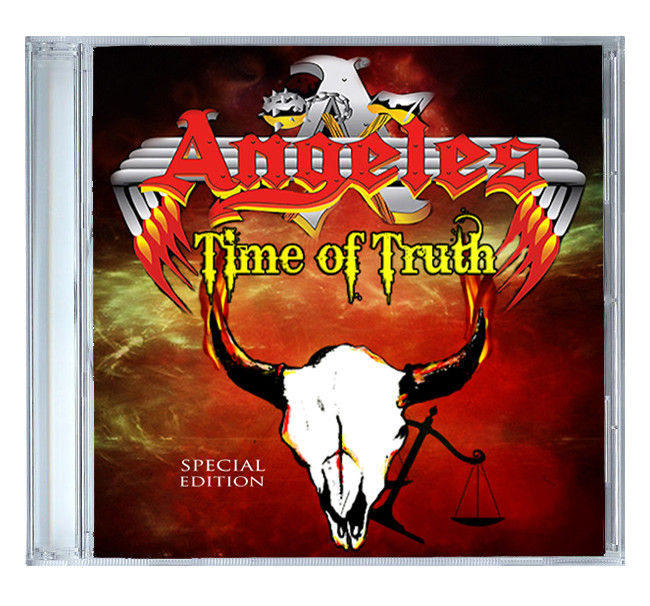 """Time of Truth by Angeles """"Special Edition"""" [CD]"""