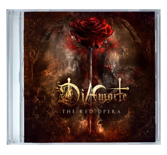 The Red Opera by DiAmorte [CD]