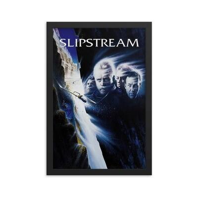 """12"""" x 18"""" Slipstream Framed Movie Poster"""