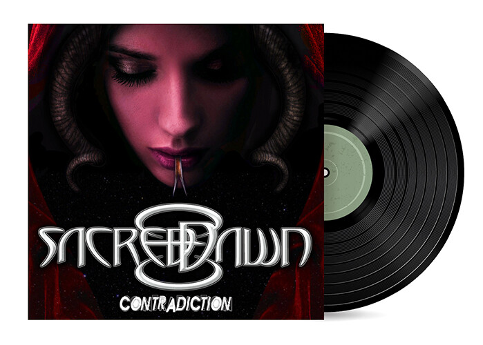 "Contradiction by Sacred Dawn [7"" Vinyl Single] + CD"