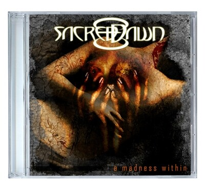 A Madness Within by Sacred Dawn [CD]
