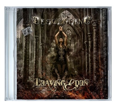 Descending by Leaving Eden [CD]