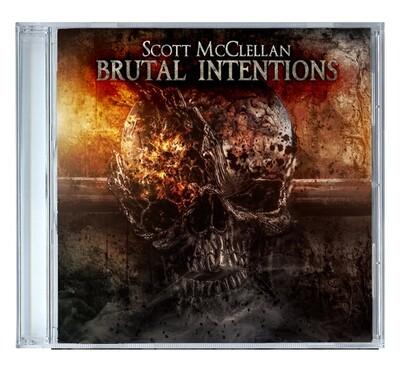 Brutal Intentions by Scott McClellan [CD]