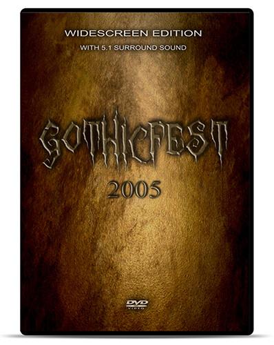 Gothicfest 2005 [DVD]