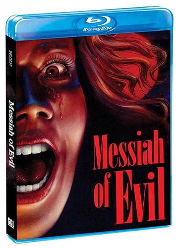 Messiah of Evil [Blu-ray]