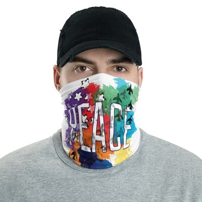 Peace Face Mask One