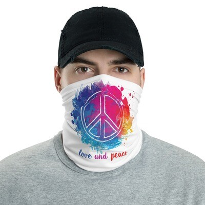 Peace Face Mask Three
