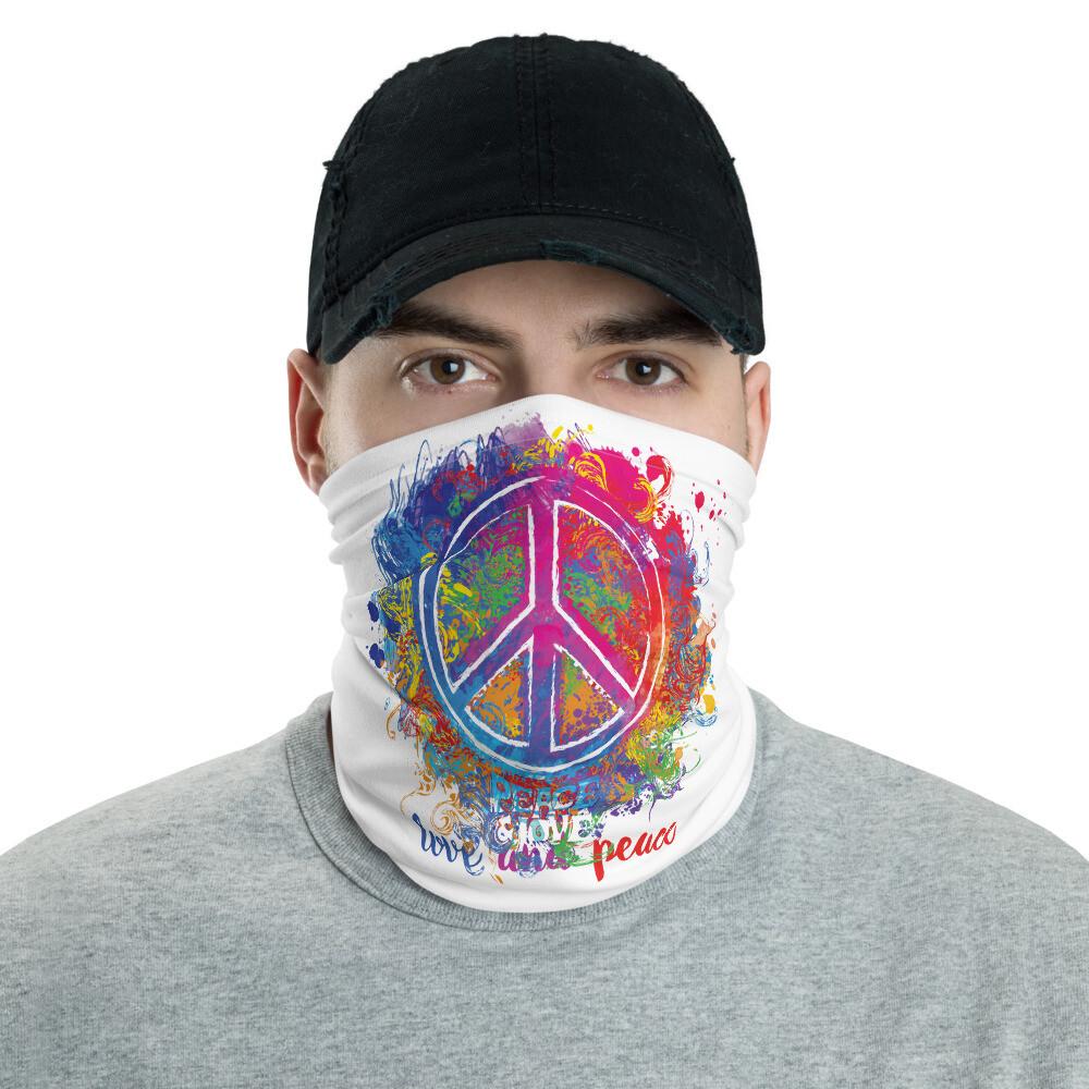 Peace Face Mask Four