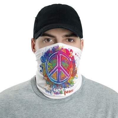 Peace Face Mask Four
