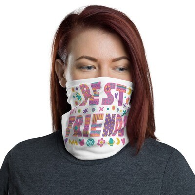 Best Friends Face Mask