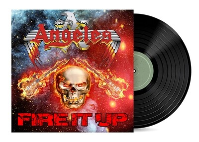 Fire It Up by Angeles [Vinyl LP]