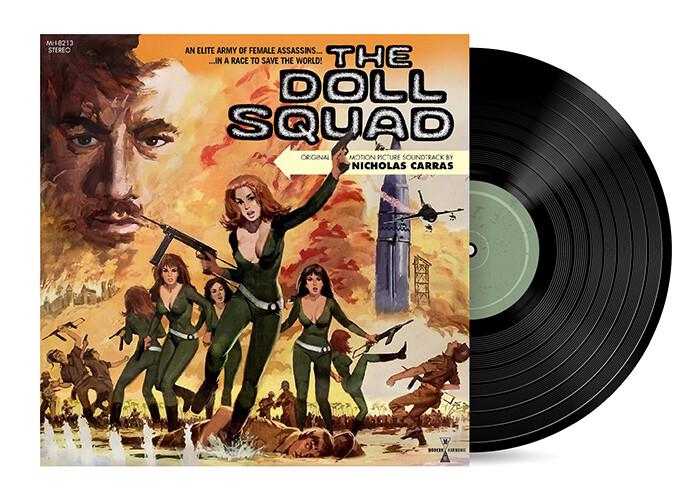 The Doll Squad Original Motion Picture Soundtrack [Vinyl LP]