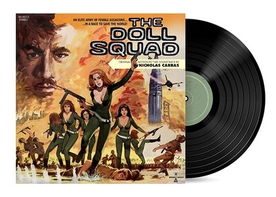 The Doll Squad Original Motion Picture Soundtrack [Vinyl LP]