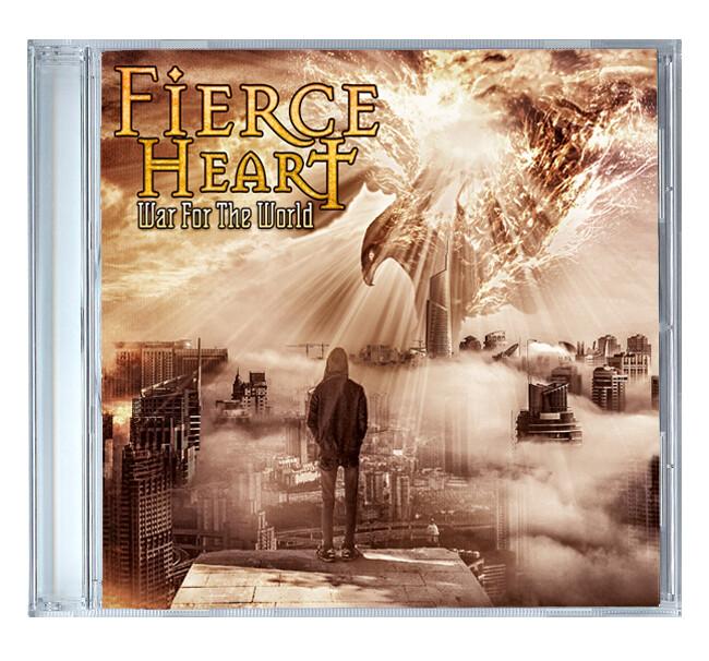 War For The World by Fierce Heart [CD]
