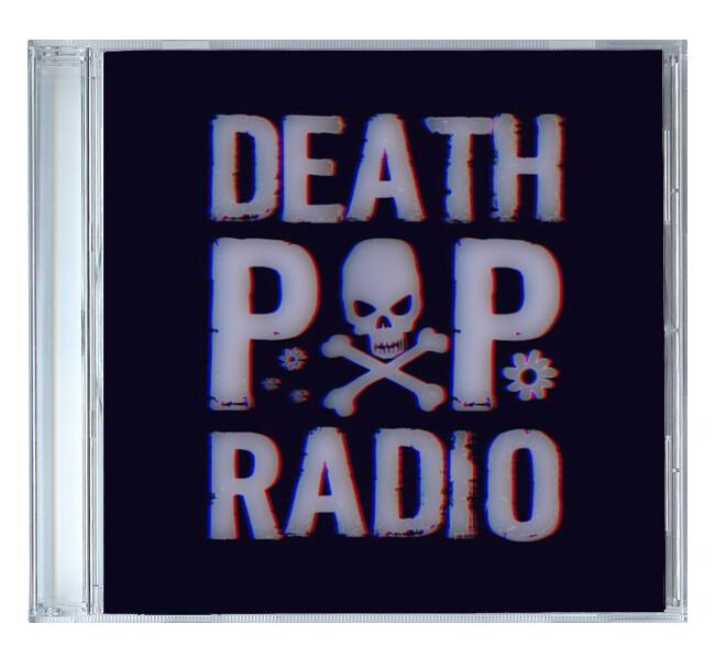 Death Pop Radio Self Titled [CD]