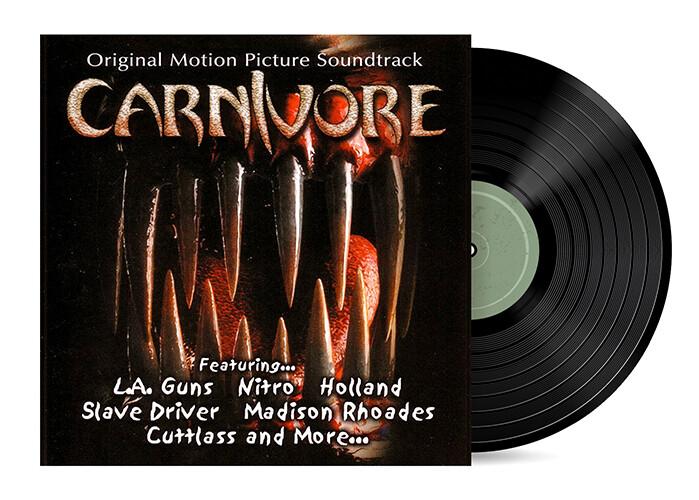 Carnivore Original Motion Picture Soundtrack [Vinyl LP]