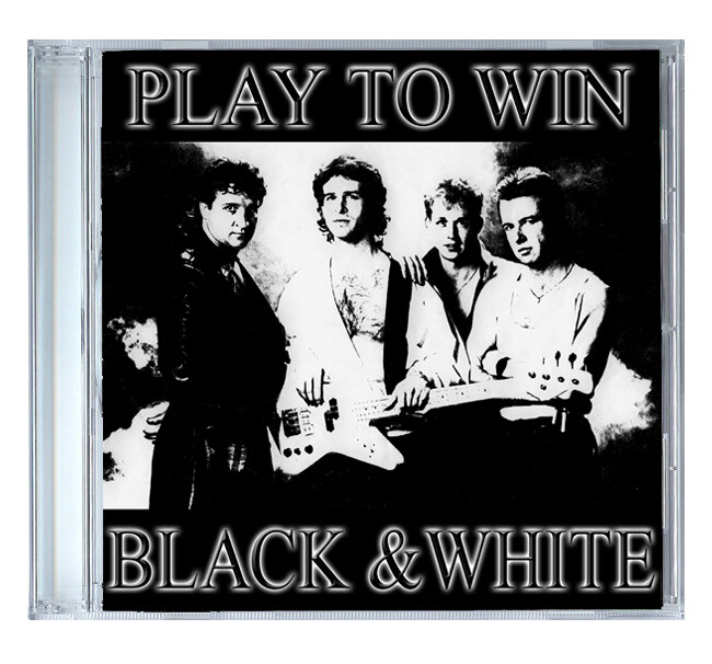 Play to Win by Black & White [CD] Re Mastered Edition