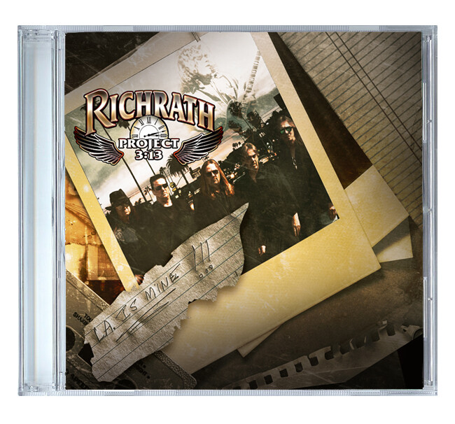 L.A. Is Mine by Richrath Project 3:13 [CD]