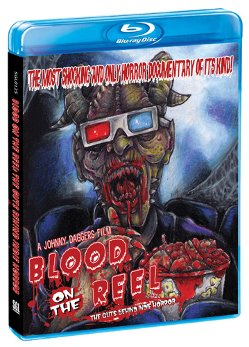 Blood on the Reel [Blu-ray]