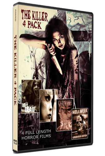 The Killer 4 Pack [DVD]