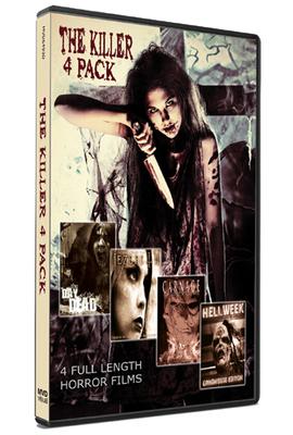 The Killer 4 Pack [DVD]