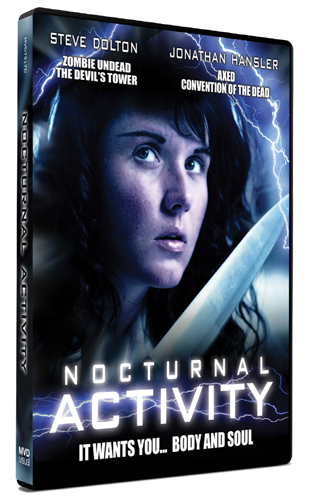 Nocturnal Activity [DVD]