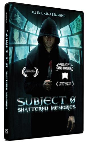 Subject 0: Shattered Memories [DVD]