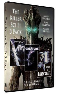 The Killer Sci fi 3 Pack [DVD]