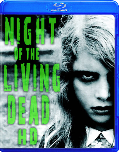 Night of the Living Dead [Blu-ray Rental]