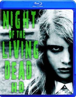 Night of the Living Dead [Blu-ray Rental]