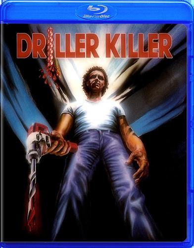 Driller Killer [Blu-ray Rental]
