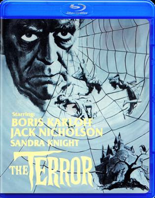 The Terror [Blu-ray Rental]