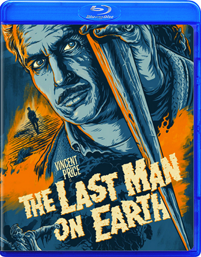 The Last Man on Earth [Blu-ray Rentals]