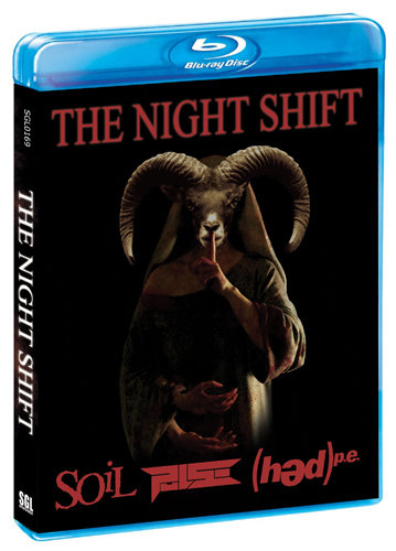 The Night Shift [Blu-ray]