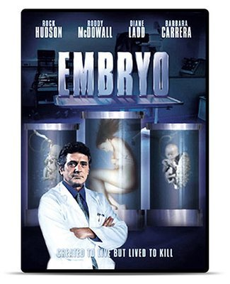 Embryo [DVD Rental]