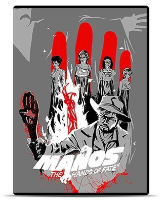 Manos: The Hands of Fate [DVD Rental]