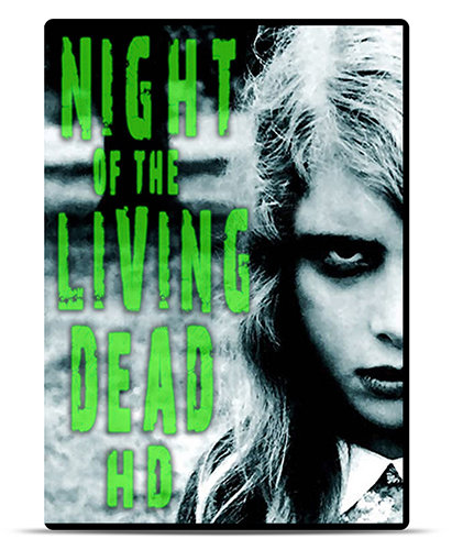 Night of the Living Dead [DVD Rental]
