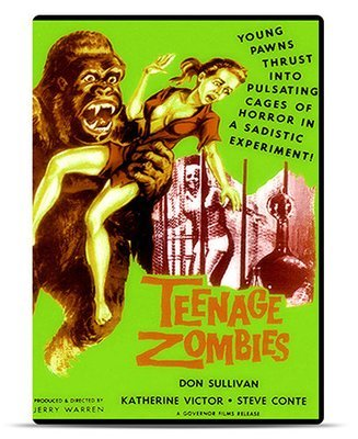 Teenage Zombies [DVD Rental]