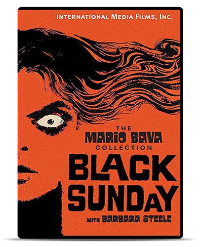 Black Sunday [DVD Rental]