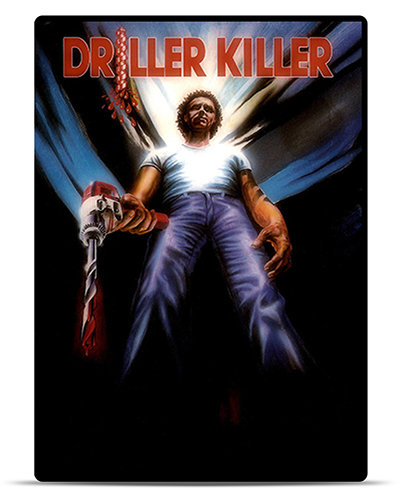 Driller Killer [DVD Rental]