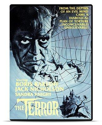 The Terror [DVD Rental]