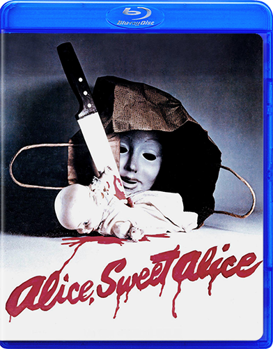 Alice Sweet Alice [Blu-ray Rental]