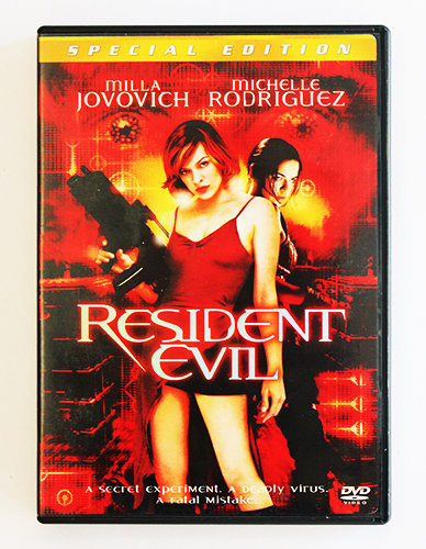Resident Evil [DVD] SOLD OUT