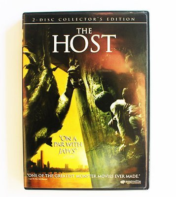 The Host [DVD]