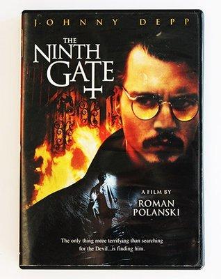 The Ninth Gate [DVD]