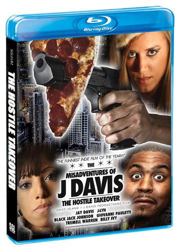 The Hostile Takeover [Blu-ray]