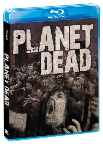 Planet Dead [Blu-ray]